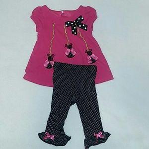 Bonnie Baby 2 pc pant set